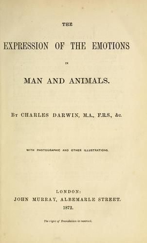 La connessione tra gli stati mentali e l'organizzazione neurologica del movimento è centrale per comprendere il pensiero di Darwin sulle emozioni