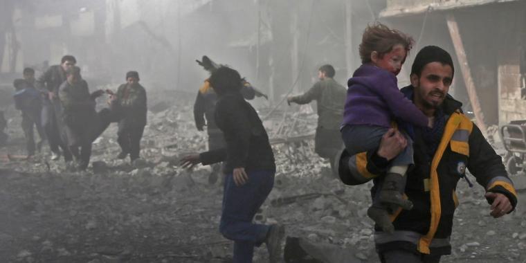 Guerra in Siria - Ghouta