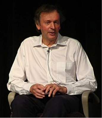 Un'immagine di Rupert Sheldrake, Tucson Arizona, conference 2008