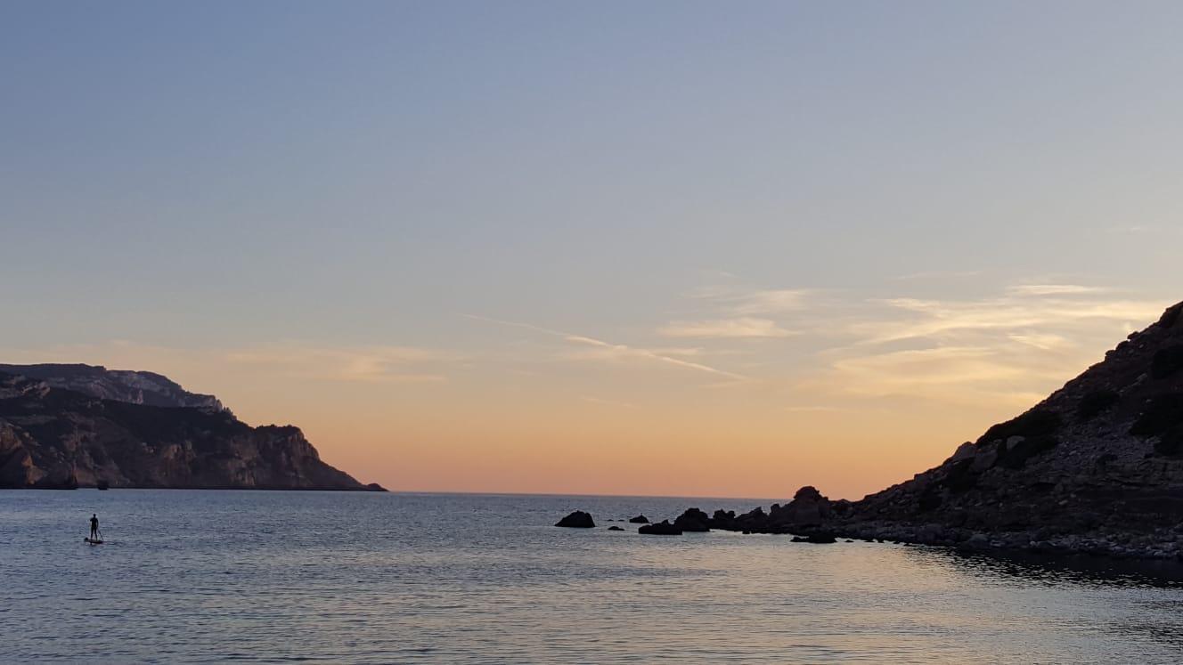 Vista del mare al Alghero